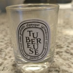 Diptyque Tuberuse Candle empty mini 1.23oz